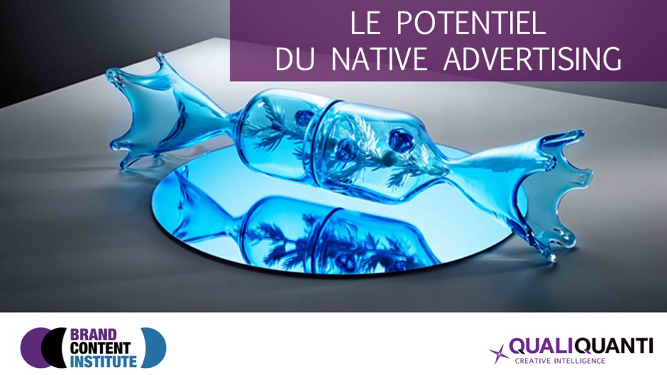 Le potentiel du Native Advertising Happycontent